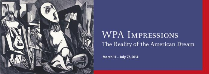 WPA Impressions: The Reality of the American Dream